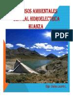 Permisos Ambientales Central Hidroelectrica Huanza
