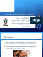 Historia Clinica - Sandra y Martha