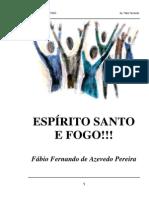 Fábio Fernando de Azevedo Pereira - Espírito Santo e Fogo