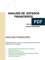 Clase - Analisis Financiero