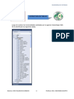 Proyecto Base de Datos-Estructuras de Las Tablas-JV