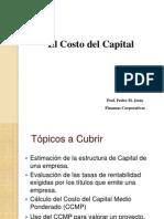 Finanzas Corporativas - El Costo Del Capital