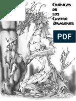Cronicas de Los Cuatro Dragones