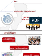 LiberaReggio.org al LuissBarCamp09