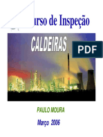 Caldeira Paulo Moura