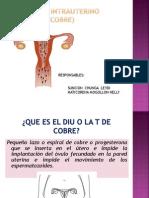 Dispositivo intrauterino (1)