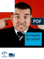 epa booklet annoyed by noise