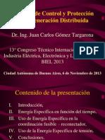 1_Aspectos Del Control y Proteccion de La Generacion Distribuida