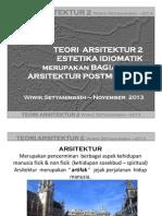 idiom arsitektur