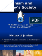 Jainism and Today's Society