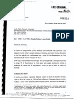 Anexo Ix - Contestacao Escritas a Excecoes Preliminares Representantes