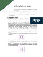 Difusión y Efusión de Gases (1)