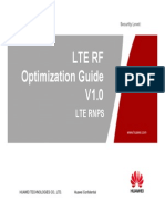 LTE RF Optimization Guide