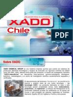 Presentación XADO - Chile 2014