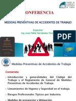 Medidas Preventivas de Accidentes de Trabajo 2012-04-19