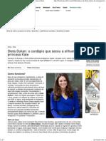 Dieta Dukan_ o Cardápio Que Secou a Silhueta Da Princesa Kate