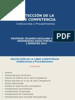Protección de La Libre Competencia 032011
