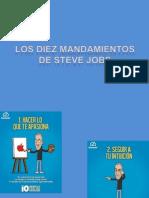 Los 10 mandamientos de Steve Jobs.pptx
