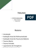 Trauma PETER