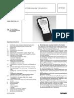 Manual Lux Meter Phiwe