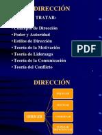 Dirección de Obras