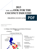 Coconut Industry Outlook 2013 v2