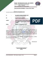 Informe de Fundaciones