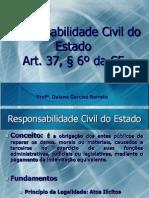 Aula 08 Responsabilidade Civil Do Estado