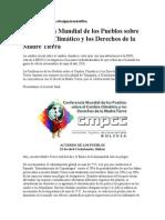 Acuerdo Final Cochabamba