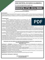 21.02.14 Ordenanza Nueva Cajamarca