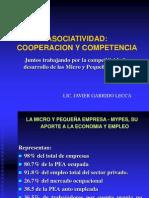 Asociatividad Empresarial_ Javier Garrido Lecca