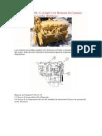 C-10, C-12, 3406E, C-15 and C-16 Motores de Camión Sensores y Componentes Eléctricos