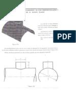 Interseccion de Tubos Cilindricos de Ejes Perpendiculares y Situados en El Mismo Plano