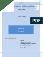 PDF Oclusion