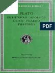 Plato_Euthyphro. Apology. Crito. Phaedo. Phaedrus (Bilingva)
