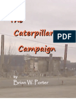 The Caterpillar Campaign, a SF for younger readers