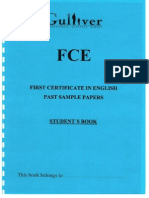 Gulliver FCE Past Sample Papers Students Book 2012