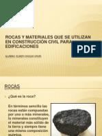 Diapositivas Terminanas Sobre Rocas