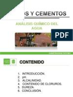 216105612 Analisis Quimico Del Agua