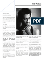 Interview with Atif Aslam