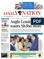 Daily Nation 23.05.2014