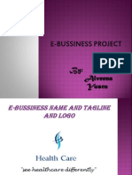 E-bussiness Project 1