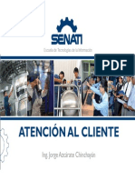 Atención Al Cliente - Clase 1