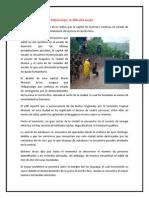 Lluvias Incomunican Chilpancingo Noticia Amor