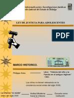 Ley Del Adolescente