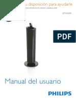 Manual Dtm 5095
