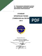 Standar Spesifikasi Teknis DJKA - tambahan dan revisi 2014.pdf