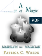 A Matter of Magic [Patricia C. Wrede]