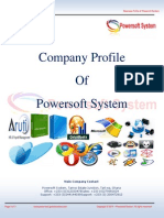 Powersoft System Company Profile