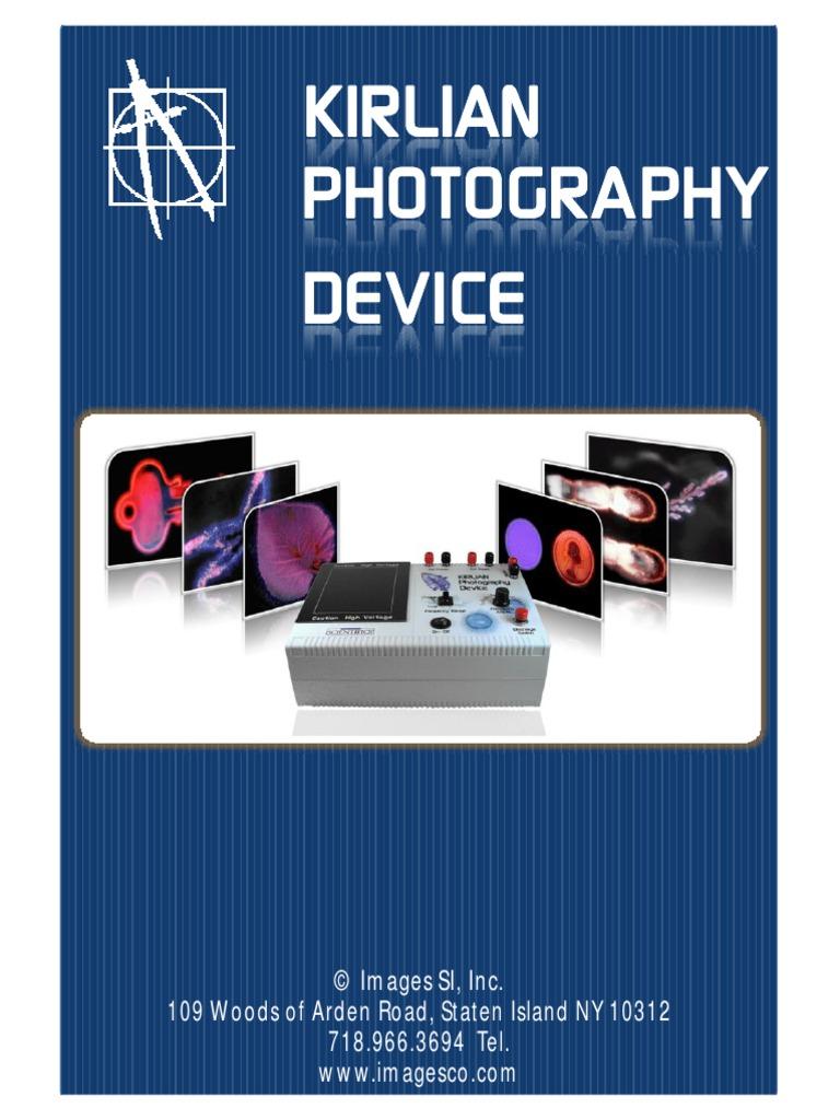 Kirlian Camera | Camera | Electricity